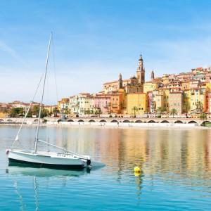 Provence/Cote d ' Azur (Franska Rivieran)